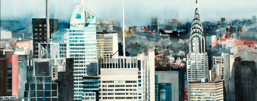 Contemporary Watercolor Artists You Should Follow